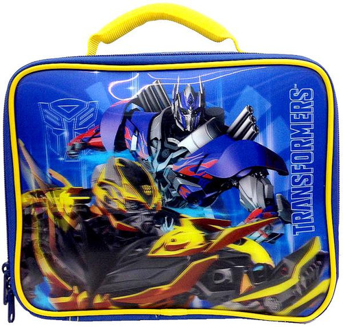 Transformers Optimus & Bumblebee Lunch Bag [Insulated]