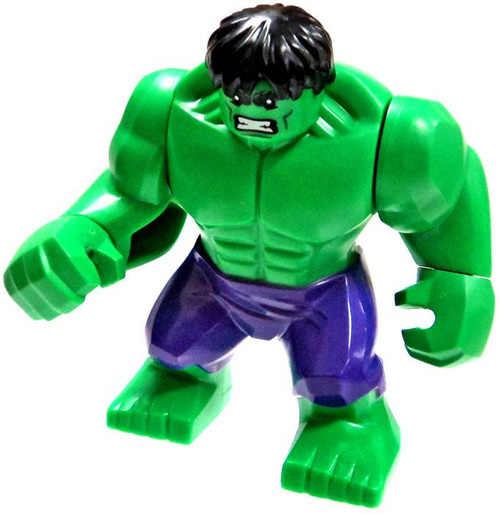 LEGO Marvel Super Heroes The Incredible Hulk Minifigure [Loose]