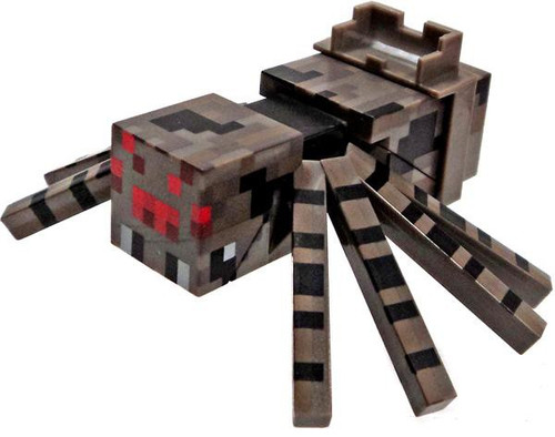 Minecraft Spider Figure [with Saddle! Loose]
