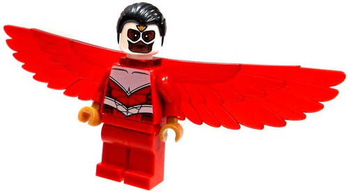 LEGO Marvel Super Heroes Falcon Minifigure [Loose]