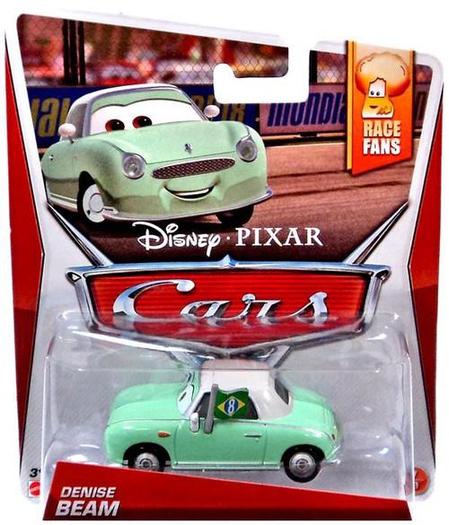Disney / Pixar Cars Mainline Denise Beam Diecast Car #7/9