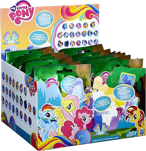 My Little Pony PVC Series 10 Mystery Box [24 Packs]