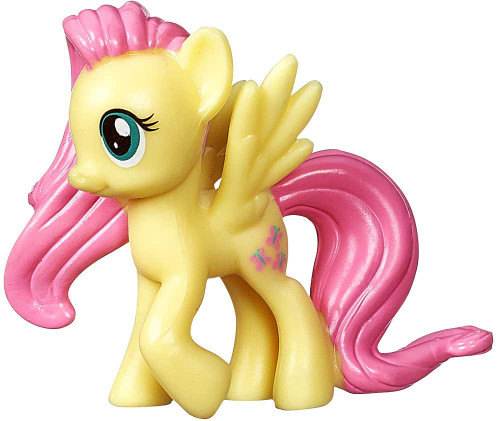 My Little Pony Friendship is Magic Series 10 Fluttershy 2-Inch PVC Figure [Loose]