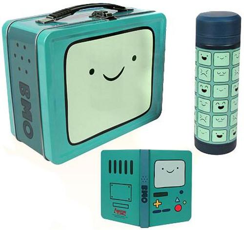 Adventure Time BMO Exclusive Tin Tote Gift Set