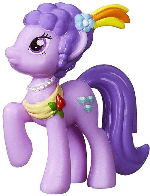 My Little Pony Friendship is Magic Series 10 Purple Wave 2-Inch PVC Figure [Loose]