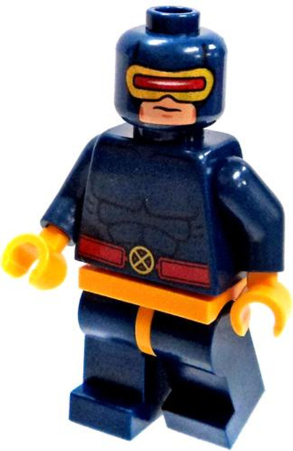 LEGO Marvel Super Heroes Cyclops Minifigure [Loose]