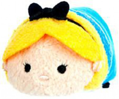 Disney Tsum Tsum Alice in Wonderland Alice Exclusive 3.5-Inch Mini Plush