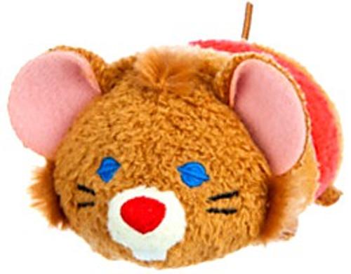 Disney Tsum Tsum Alice in Wonderland Dormouse Exclusive 3.5-Inch Mini Plush [Blue Eyes, Red Nose]