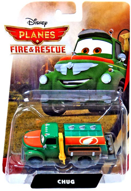 Disney Planes Fire & Rescue Chug Diecast Vehicle
