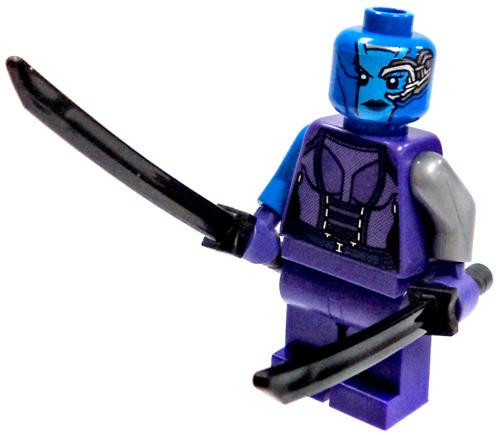 LEGO Marvel Guardians of the Galaxy Nebula Minifigure [Loose]