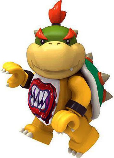 K'NEX Super Mario Wii Bowser Jr 2-Inch Minifigure [Loose]