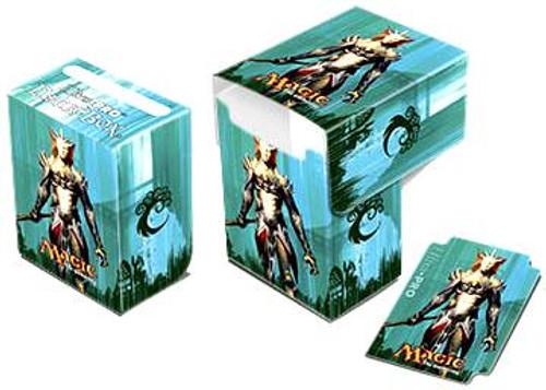 Ultra Pro MtG Trading Card Game Dragon's Maze Vorel Deck Box [Green]