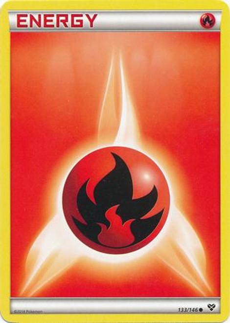 Pokemon Trading Card Game Common Basic Fire Energy