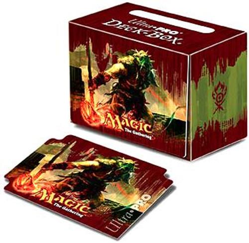 Ultra Pro MtG Trading Card Game Gatecrash Skarrg Deck Box [Side Loading]