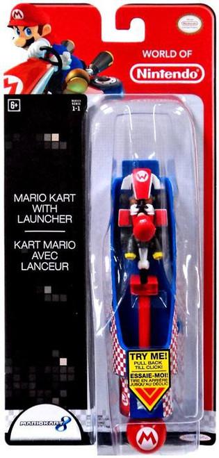 Super Mario Mario Kart 8 Mario Kart with Launcher