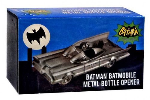 Batman 1966 TV Series Batmobile Bottle Opener