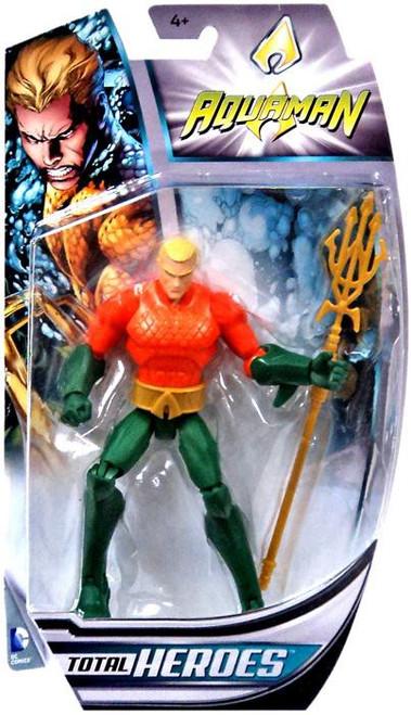 DC Total Heroes Aquaman Action Figure