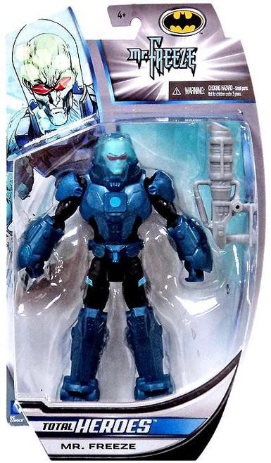 DC Batman Total Heroes Mr. Freeze Action Figure