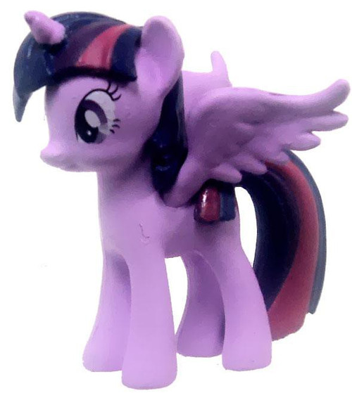 My Little Pony Friendship is Magic Life Board Game Princess Twilight Sparkle 1.5-Inch PVC Figure [Loose]