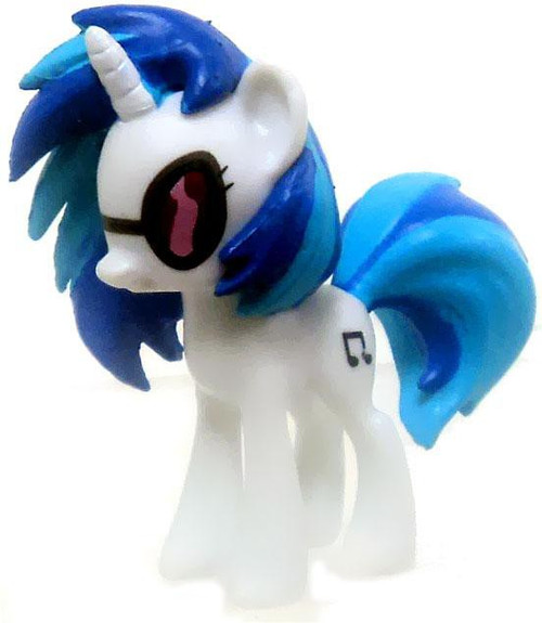 My Little Pony Friendship is Magic Life Board Game DJ Pon-3 1.5-Inch PVC Figure [Loose]