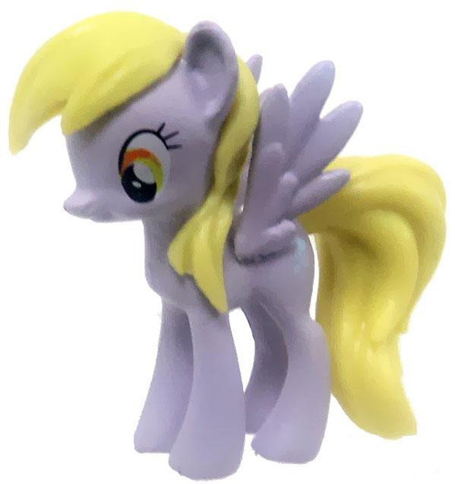 My Little Pony Friendship is Magic Life Board Game Derpy 1.5-Inch PVC Figure [Loose]