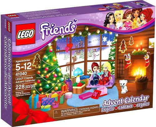 LEGO Friends 2014 Advent Calendar Set #41040