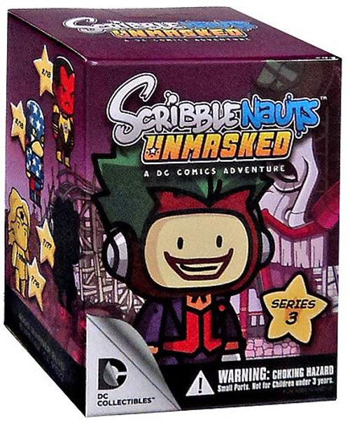 DC Scribblenauts Unmasked Series 3 Mystery Pack