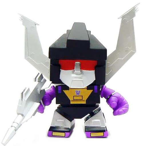 "Transformers Series 2 Shrapnel 3-Inch 3"" Vinyl Figure [Loose]"