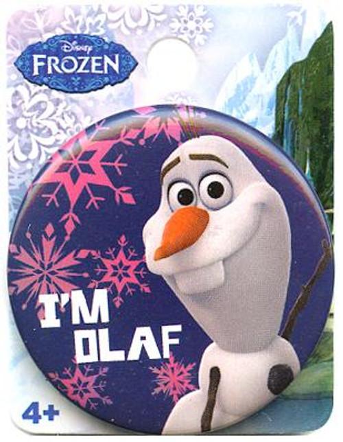 Disney Frozen I'm Olaf 1.5-Inch Button