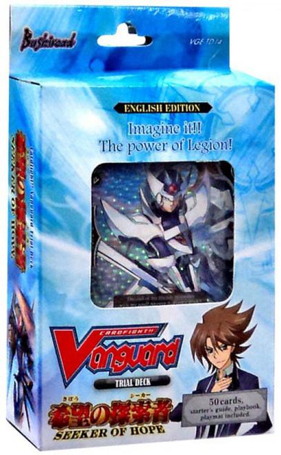 Cardfight Vanguard Trading Card Game Seeker of Hope Trial Deck VGE-TD14