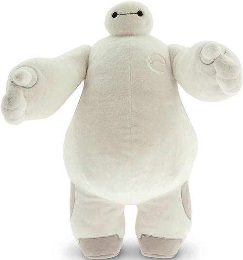 Disney Big Hero 6 Baymax Exclusive 15-Inch Plush [White Version]
