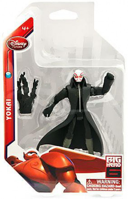 Disney Big Hero 6 Yokai Exclusive Action Figure