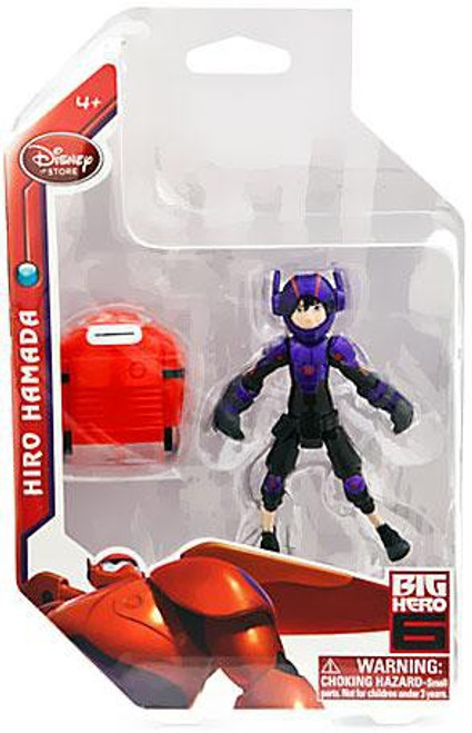 Disney Big Hero 6 Hiro Hamada Exclusive Action Figure