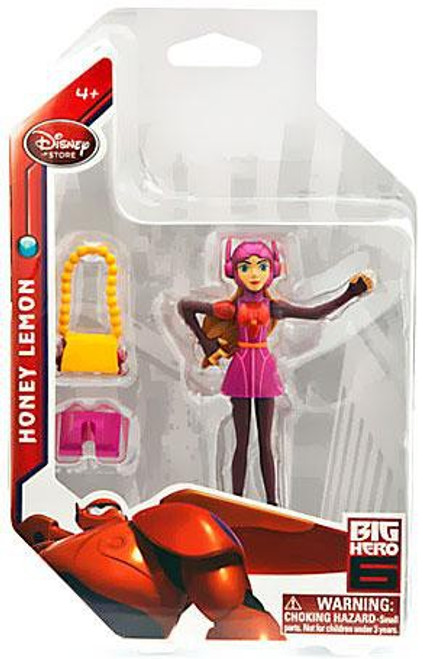 Disney Big Hero 6 Honey Lemon Exclusive Action Figure
