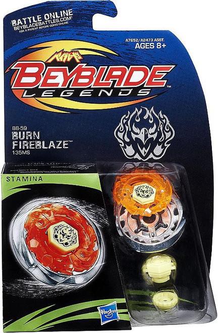 Beyblade Legends Burn Fireblaze Starter Set BB-59 [135MS]