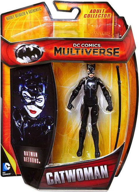 Batman Returns DC Comics Multiverse Catwoman Action Figure [Batman Returns]