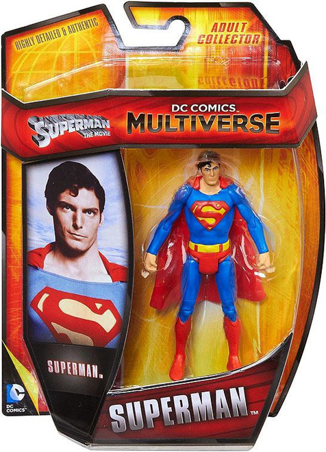 DC Comics Multiverse Superman Action Figure