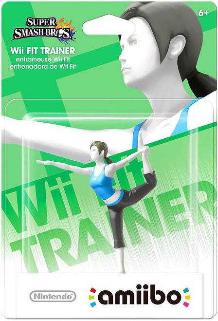 Nintendo Amiibo Wii Fit Trainer Mini Figure