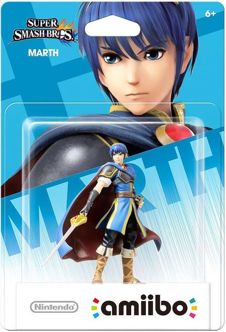 Nintendo Super Smash Bros Amiibo Marth Mini Figure