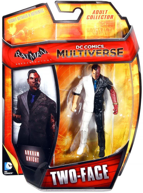Batman Arkham Knight DC Comics Multiverse Two-Face Action Figure