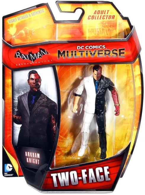 Batman Arkham Knight DC Comics Multiverse Two-Face Action Figure