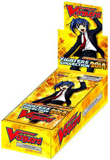 Cardfight Vanguard Trading Card Game Fighters Collection 2014 Booster Box VGE-FC02 [10 Packs]