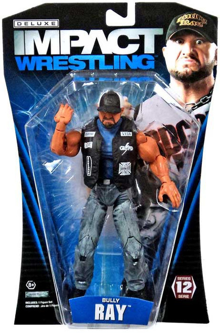 TNA Wrestling Deluxe Impact Series 12 Bully Ray Action Figure