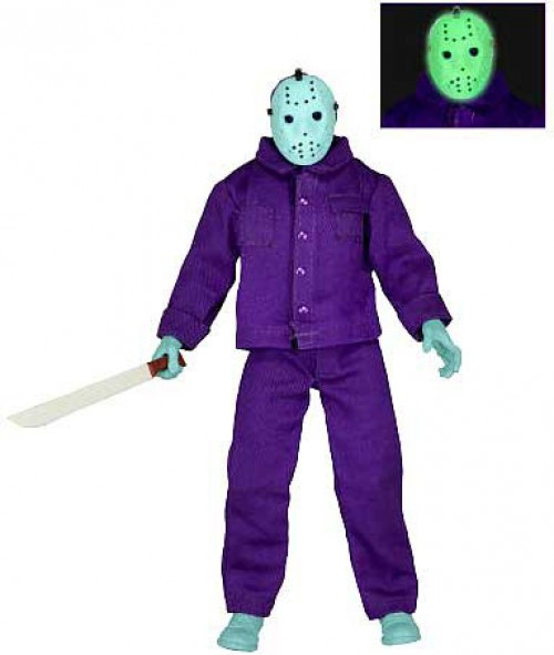 NECA Friday the 13th Jason Voorhees Exclusive Clothed Action Figure [NES Game]