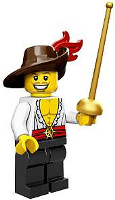 LEGO Minifigures Series 12 Swashbuckler Minifigure [Loose]