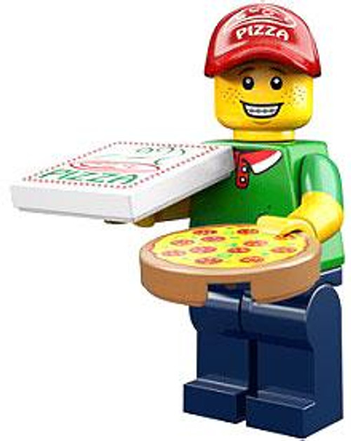 LEGO Minifigures Series 12 Pizza Delivery Man Minifigure [Loose]