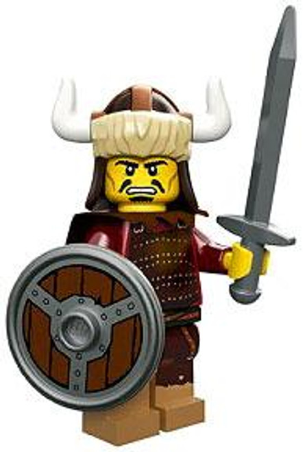 LEGO Minifigures Series 12 Hun Warrior Minifigure [Loose]