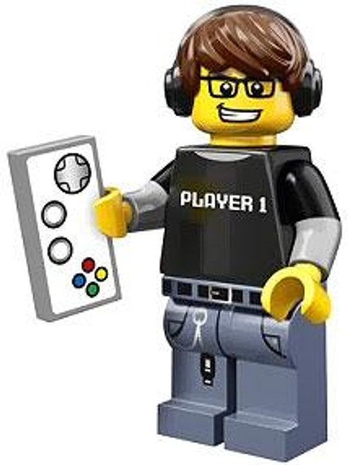 LEGO Minifigures Series 12 Video Game Guy Minifigure [Loose]