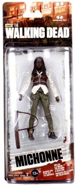 McFarlane Toys The Walking Dead AMC TV Series 7 Michonne Action Figure
