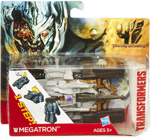 Transformers Age of Extinction 1 Step Changer Megatron Action Figure